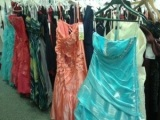 New and gently used prom dresses for $20…yep, only $20!