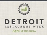 Yum Alert! Detroit Restaurant Week 2014